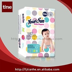 Baby Diaper Production Line Disposable Baby Diapers
