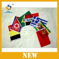israel car nation flag,hand held flags,solvent printing flag material