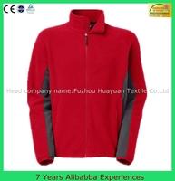 polar fleece jacket with elastic cuff,custom windbreaker jacket (7 Years Alibaba Experience )