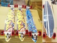 2015 China New Design Cheapest 42'' skateboard