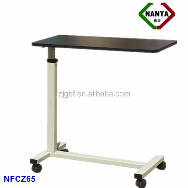Hospital Bedside Table Tray Nfcz65 Hospital Bedside Table