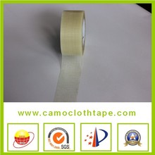 High Viscosity Single Sided Cross Filament Tape