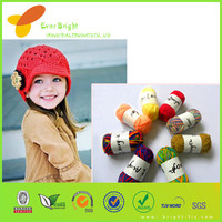 hot sale 100% bulky wool yarn for hand knitting with good quality