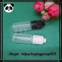 ejuice eliquid flavor plastic bottle pe soft bottle for smoke oil 10ml plastic dropper bottles