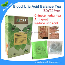 prevention of gout big toe pain herbal tea