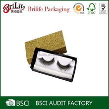 Personalized cheap custom false eyelash packaging