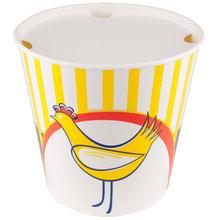 Grease Resistant Paper Chicken Buckets
