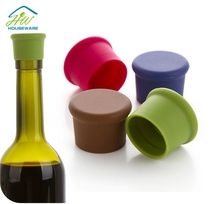 2015 china new innovative silicone wine bottle stoppers