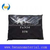 China Supplier nano Magnetic metal oxide Fe3O4 black iron oxide Powder