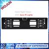 Best HD IR light rear view license plate camera
