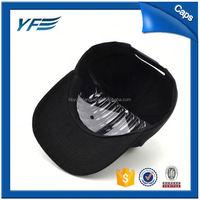 Custom Printting Adjustable Strap Snapback Cap Hat For Men Baseball Cap In Navy Blue Supplier