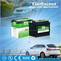 Hot sell long life and high quality wholesale japanese car battery
