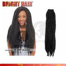 synthetic hair crochet twist braid havana mombo braid