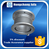 Pipe fittings reinforcement compensator casing pipe stainless steel bellows
