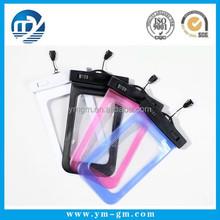 Whosale Professional Custom Waterproof Pvc Bag With Zipper