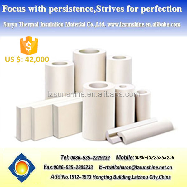Calcium Silicate Pipe Insulation : Shandong low teamperature calcium silicate pipe insulation