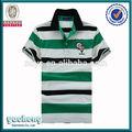 nuevo estilo de club de algodón de la camiseta para los hombres de manufactura de alta calidad camisas de polo para los hombres