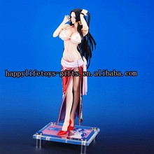 Japnese movie ONE PIECE character adult sexy nude girl action figure