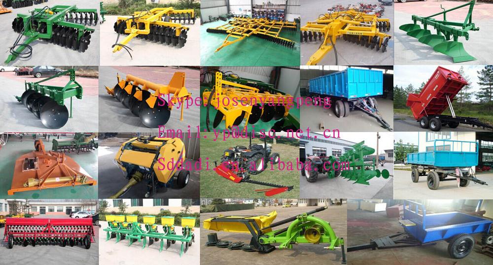 Grass Harvesting Machine