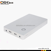 Fasion mobile power bank in high quality portable charger approve with 28000mah capacity