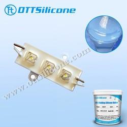 PCB electronic potting silicone, electronic rtv silicone