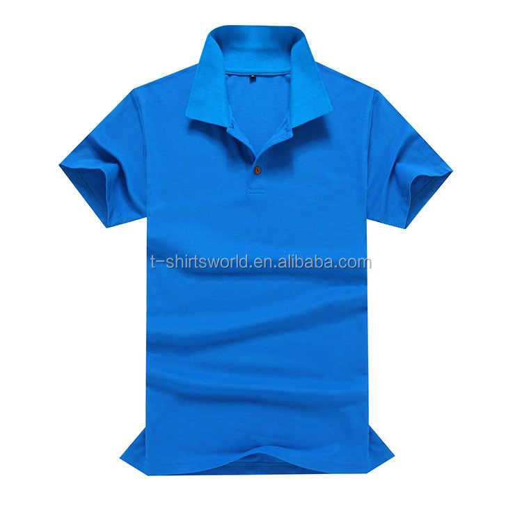 New Fashion Design Custom Wholesale Unisex Polo Shirt Drop