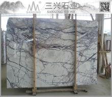best price milas white lilac marble slab
