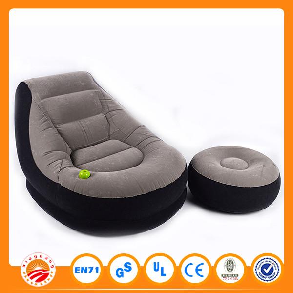Прочный и для бизнеса или продвижение ПВХ стекаются надувной диван