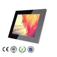 TFT LCD Digital Photo Frame 15 Inch Video Player
