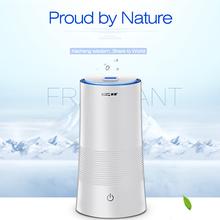 Ultrasonic Humidifier can add aroma
