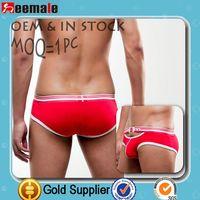 2015 Hot Gays Men Underwear Wholesale Sexy Boxers Briefs warm undie for men SS806