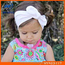 2015 Candy Colors Girls Sports Knot Elastic Hair Bands