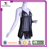 Security Payment Elegant Young Lady Breathable Hot Sexy Girls Underwear Fashion Sexy Lingerie