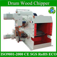 large wood chipper machine to make wood chips forest machinery