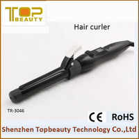 LED Professional automatic hair curler and curling iron