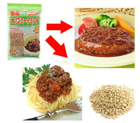 vegetarian meat - a diet that you do not need to put up with no stress