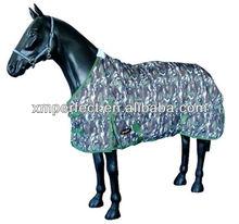 Camo ropa de equitación ; 600D tela de camuflaje de la alta moda ropa de equitación ; concurrencia caballo del montar a caballo ropa