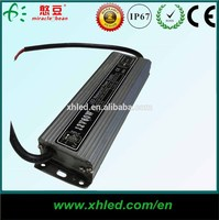 Waterproof CE Rohs DC5V 12V 24V with dffierent types plug ac dc switching power supply