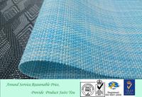 table place woven vinyl mat