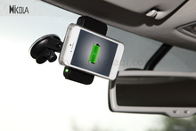 2015 new Nikola original wireless car battery charger