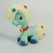 my little pony figure 2015 new design with flock