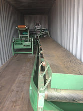 Waste tire recycled machine and rubber floor tile production line GY-450