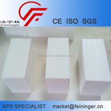 White XPS Foam Board