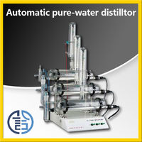 SZ-97 electric water distiller industrial glass distiller automatic pure-water distillator