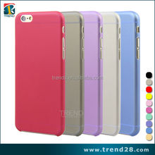 cheap matte 0.3mm tpu case for iphone 6