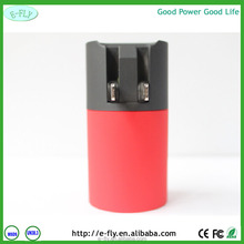2in1 Power bank & AC Adapter efly-a Portable Battery Charger Power Bank