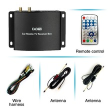 car dvbt2 reciever bouble antenna full HD 1080p dvb t