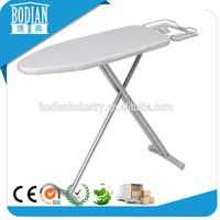 Offer good delivery time ironing board, adjustable ironing board table with wicker baskets, Advanced machines european ironing