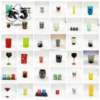2015 Factory Customize Glass Candle Holder Kunjiecraft