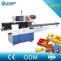 Horizontal Flow Pouch Vermicelli Packing Machine